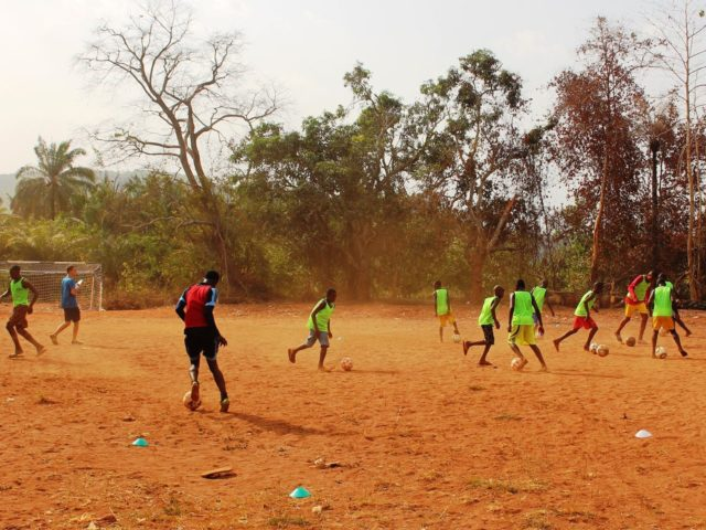 Football Coaching Team - Kenya