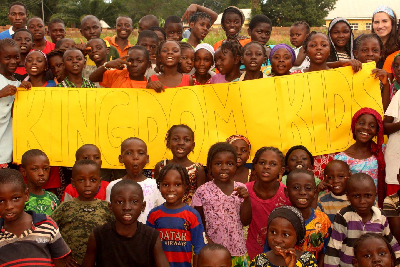 Kingdom Kids Bible Programme
