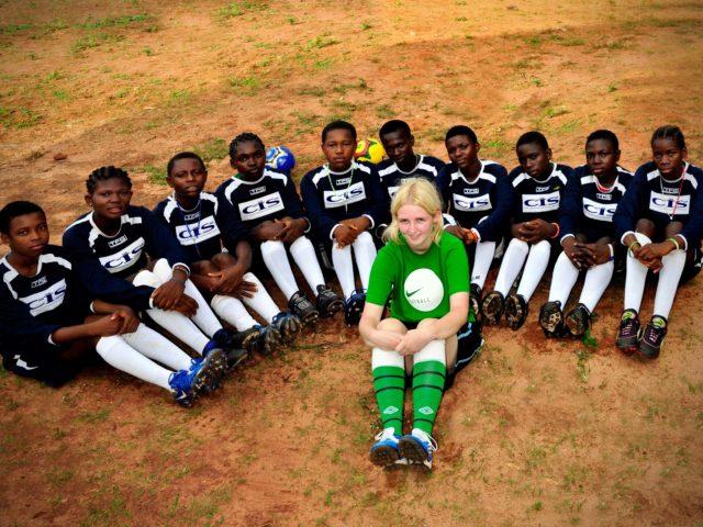 Sports Ministry Leader - Nigeria, Kenya