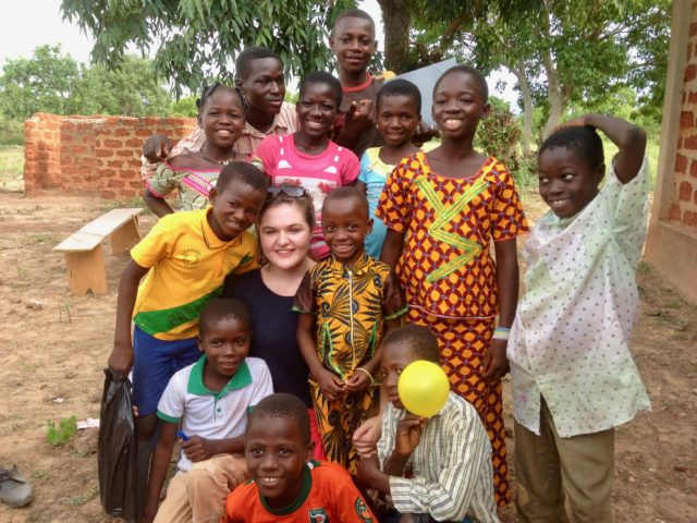 Kid's Ministry Team - Burkina Faso